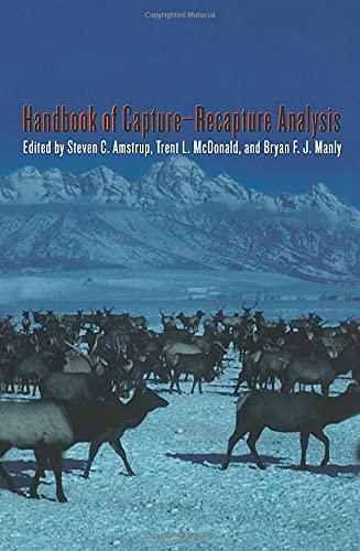 9780691089683: Handbook of Capture-Recapture Analysis
