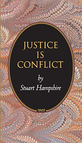 9780691089744: Justice Is Conflict.