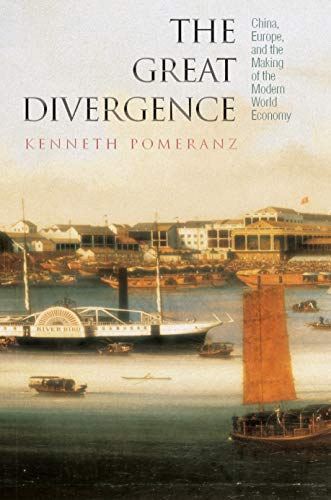 9780691090108: The Great Divergence: China, Europe, and the Making of the Modern World Economy
