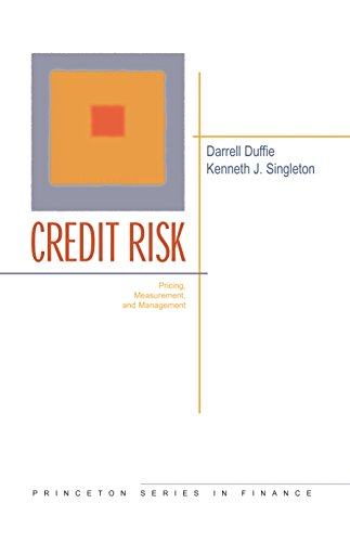 9780691090467: Credit Risk: Pricing, Measurement, and Management (Princeton Series in Finance)