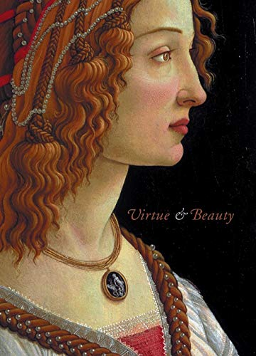 9780691090573: Virtue and Beauty: Leonardo's Ginevra De' Benci and Renaissance Portraits of Women