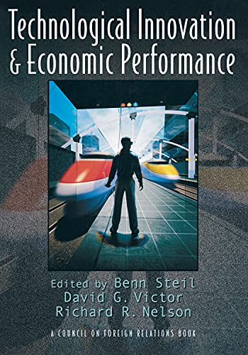 Technological Innovation and Economic Performance (Paperback)