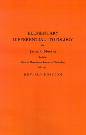 9780691090931: Elementary Differential Topology. (AM-54) (Annals of Mathematics Studies)