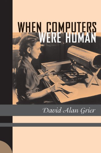 9780691091570: When Computers Were Human
