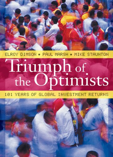 9780691091945: Triumph of the Optimists: 101 Years of Global Investment Returns