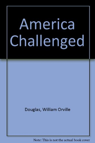 9780691092003: America Challenged (Princeton Legacy Library)