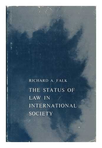 9780691092164: The Status of Law in International Society (Princeton Legacy Library)