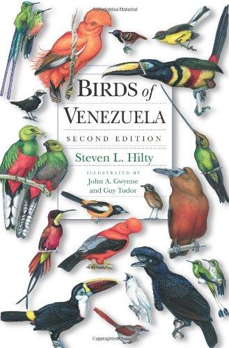 9780691092508: The Birds of Venezuela