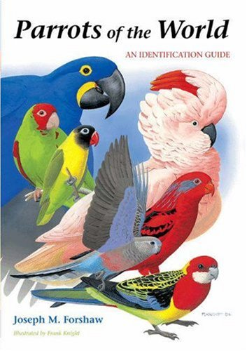 9780691092515: Parrots of the World: An Identification Guide