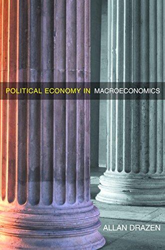 9780691092577: Political Economy in Macroeconomics