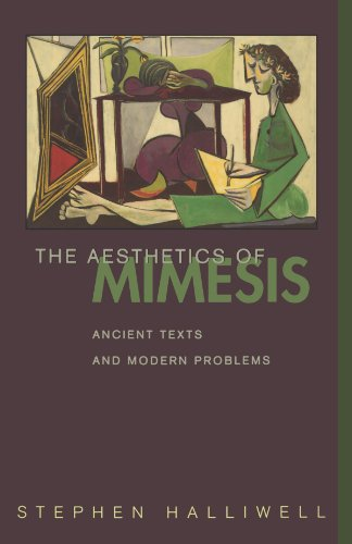 9780691092584: The Aesthetics of Mimesis: Ancient Texts and Modern Problems