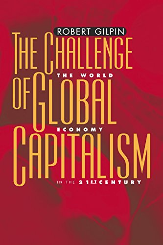 9780691092799: The Challenge of Global Capitalism: The World Economy in the 21st Century