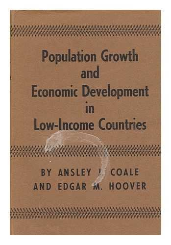 9780691093260: Population Growth and Economic Development in Low-Income Countries: A Case Study of India's Prospects