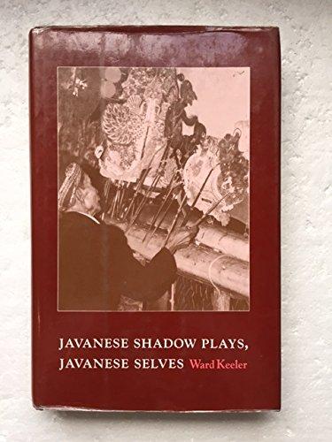 9780691094250: Javanese Shadow Plays, Javanese Selves