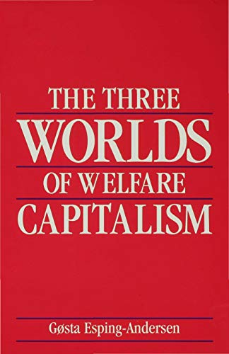 9780691094571: The Three Worlds of Welfare Capitalism