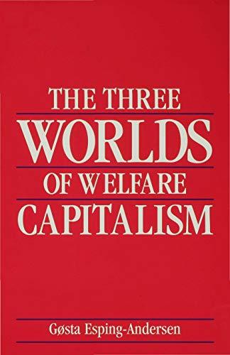9780691094571: The Three Worlds of Welfare Capitalism