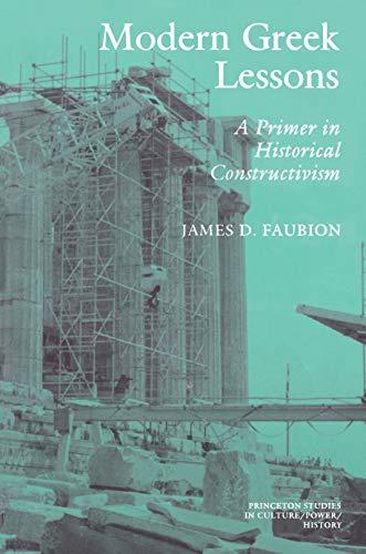 9780691094731: Modern Greek Lessons