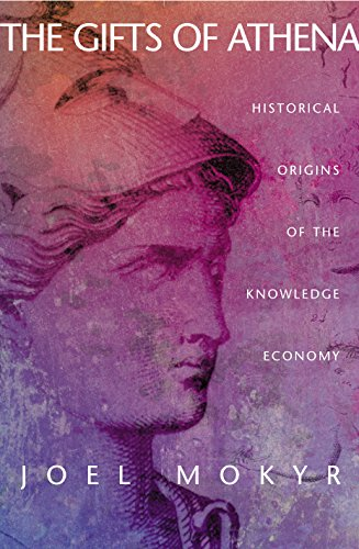 9780691094830: The Gifts of Athena: Historical Origins of the Knowledge Economy