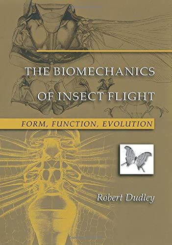9780691094915: The Biomechanics of Insect Flight - Form, Function, Evolution