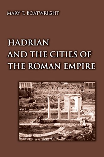 9780691094939: Hadrian and the Cities of the Roman Empire