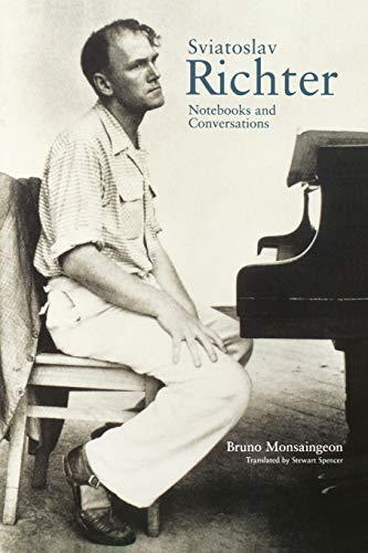 9780691095493: Sviatoslav Richter: Notebooks and Conversations