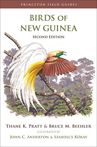 9780691095622: Birds of New Guinea (Princeton Field Guides)
