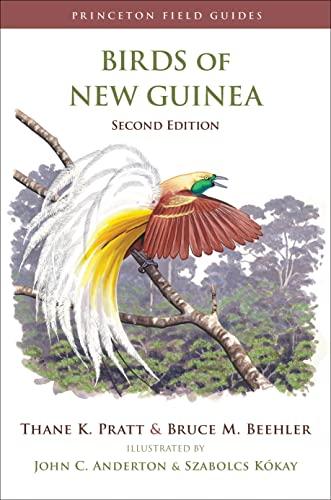 Birds of New Guinea (Paperback): Bruce McP Beehler