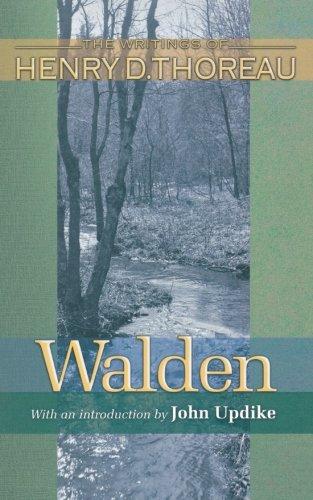 9780691096124: Walden (Writings of Henry D. Thoreau)