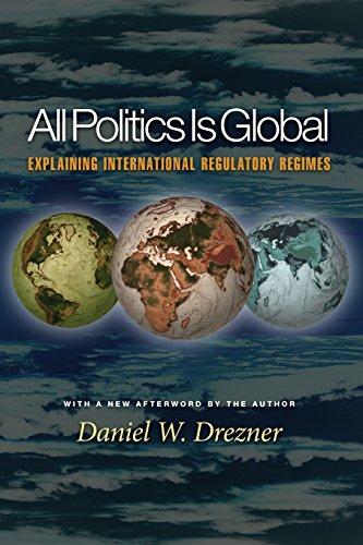 9780691096421: All Politics Is Global: Explaining International Regulatory Regimes