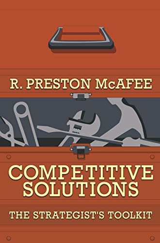 9780691096469: Competitive Solutions: The Strategist's Toolkit