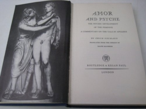 Amor and Psyche: The psychic development of: Apuleius