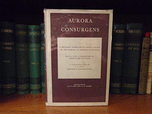 9780691097091: Aurora Consurgens