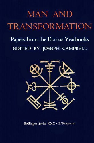 9780691097336: Man and Transformation (Papers from the Eranos Yearbooks, Volume 5)