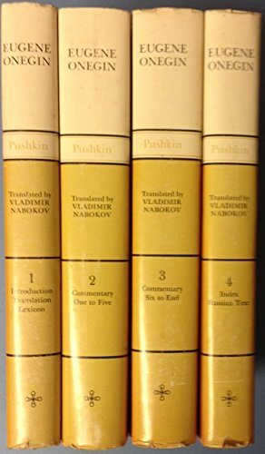 9780691097442: Eugene Onegin: A Novel in Verse (Bollingen Series (General))