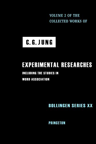 9780691097640: Experimental Researches (Collected Works of C.G. Jung, Volume 2)