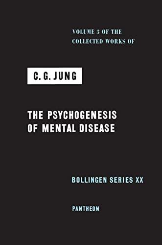 9780691097695: Collected Works of C.G. Jung, Volume 3: Psychogenesis of Mental Disease: Psychogenesis of Mental Disease v. 3