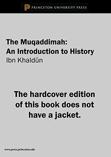 9780691097978: The Muqaddimah: An Introduction to History (Bollingen Series (General))
