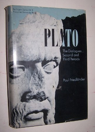 9780691098142: Plato: the Dialogues, Second and Third Periods