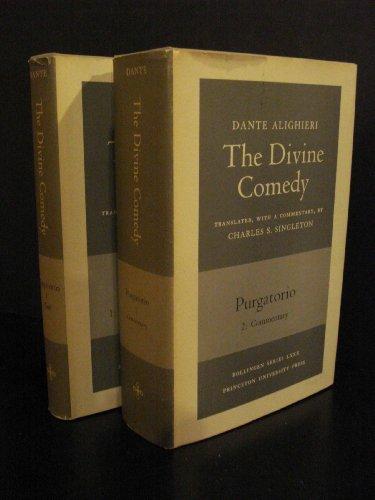 The Divine Comedy: Purgatorio (Two-Volume set) 1: Alighieri, Dante (Author);