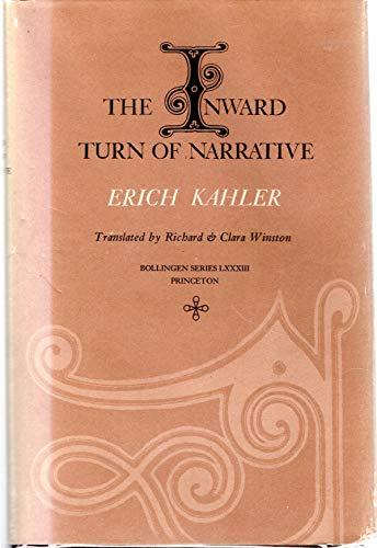 The Inward Turn of Narrative (Bollingen Series: Kahler, Erich