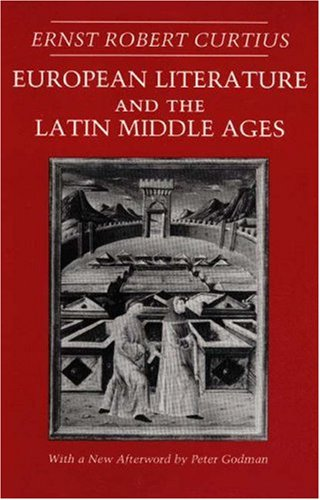 9780691099699: European Literature and the Latin Middle Ages