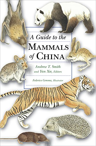 9780691099842: A Guide to the Mammals of China