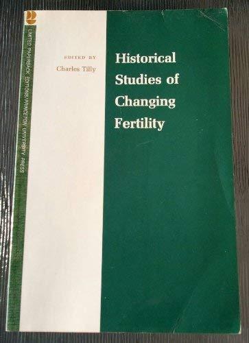 Historical Studies of Changing Fertility (Quantitative Studies in History): n/a