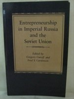 9780691101415: Entrepreneurship in Imperial Russia and the Soviet Union