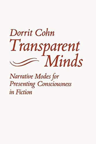 9780691101569: Transparent Minds