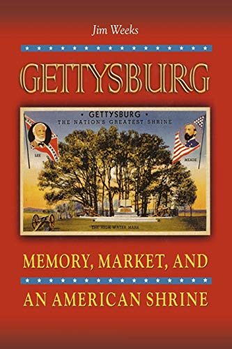 9780691102719: Gettysburg: Memory, Market, and an American Shrine