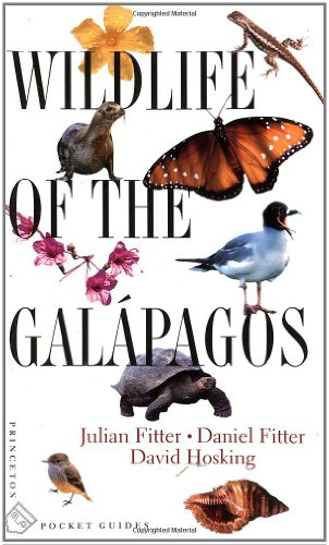 9780691102955: Wildlife of the Gal�pagos (Princeton Pocket Guides)