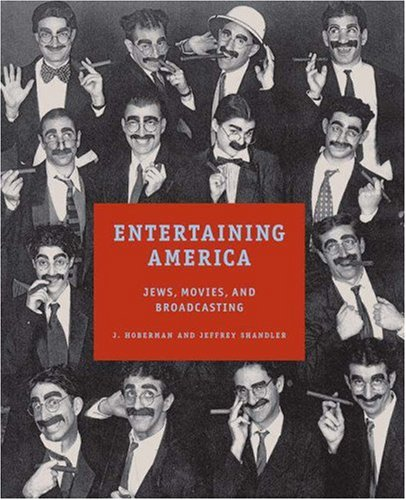 9780691113012: Entertaining America: Jews, Movies, and Broadcasting