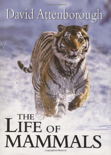 9780691113241: The Life of Mammals