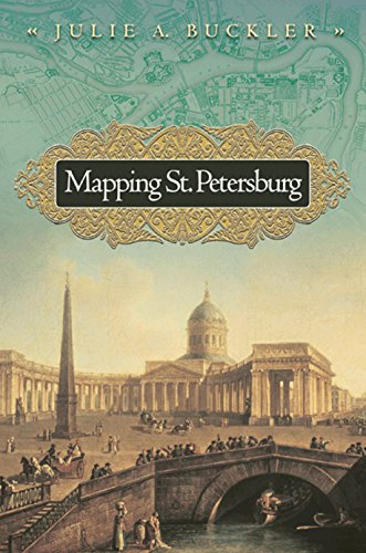 9780691113494: Mapping St. Petersburg: Imperial Text and Cityshape